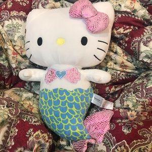Hello Kitty Mermaid Plush/Doll